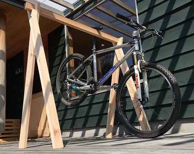 j自転車スタンド